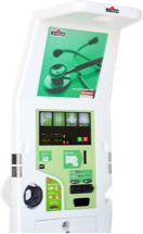 Кейто К9 зеленого цвета