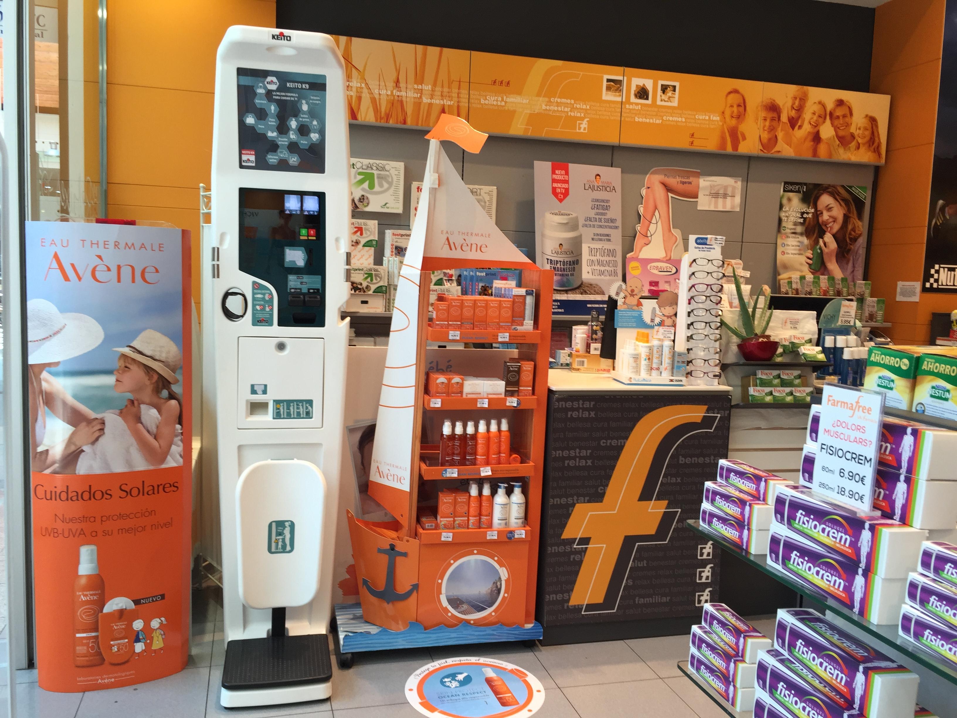 реклама в аптеке Кейто К9 - фото